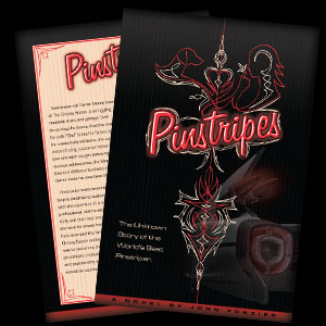 Pinstripes book cover