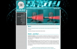 Margraf Dental Website